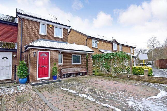 Thumbnail Semi-detached house for sale in Lucas Road, Snodland, Kent
