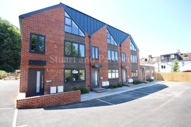 Thumbnail Property to rent in John Saxby Place, Hassocks