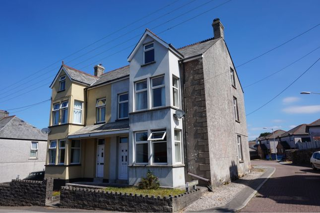 Thumbnail Flat for sale in Terras Road, St. Austell