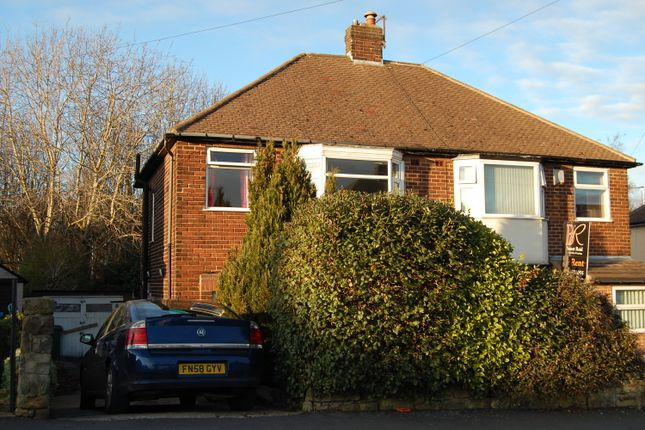 Thumbnail Semi-detached house to rent in Kew Crescent, Charnock Sheffield