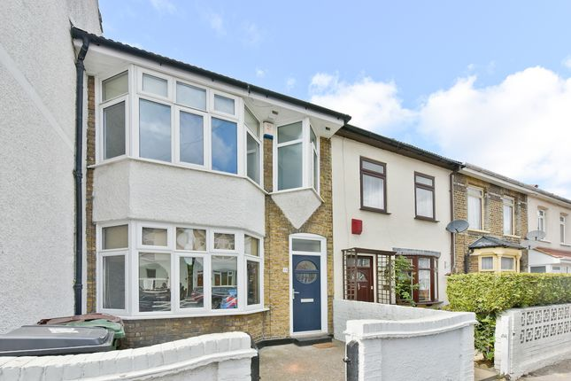 Thumbnail Terraced house for sale in Byron Road, Walthamstow