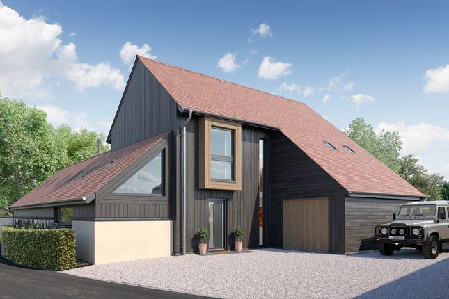 Thumbnail Detached house for sale in Tiltwood Estate, Hophurst Lane, Crawley Down