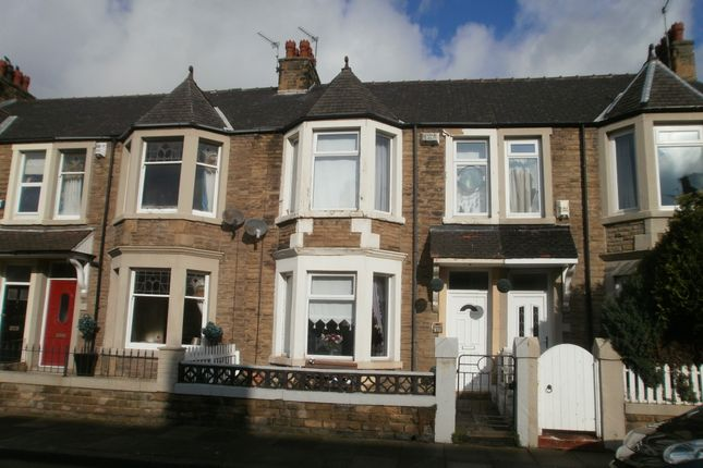 Thumbnail Terraced house for sale in Lumley Road, Redcar