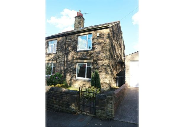 Thumbnail Semi-detached house for sale in Booth Street, Cleckheaton, West Yorkshire