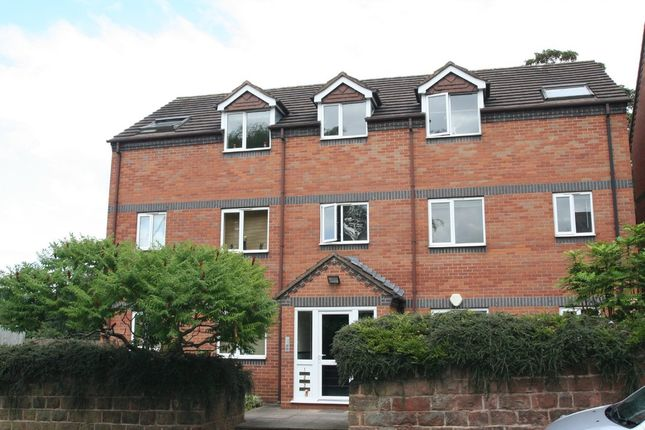 Thumbnail Flat to rent in Harrison Court, Harrison Road, Wordsley, West Midlands