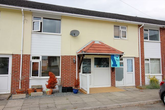 Thumbnail Terraced house for sale in Fraser Road, Tamerton Foliot, Plymouth