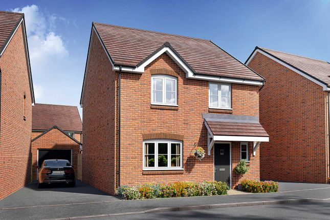 """Thumbnail Detached house for sale in """"The Mylne"""" at Curbridge, Botley, Southampton"""