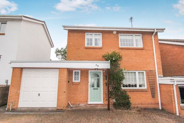 4 bed detached house for sale in Teifi Drive, Barry CF62