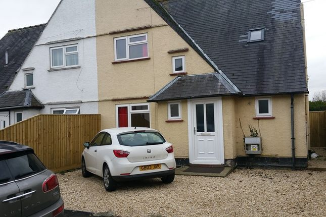 Thumbnail Semi-detached house to rent in Morris Crescent, Oxford