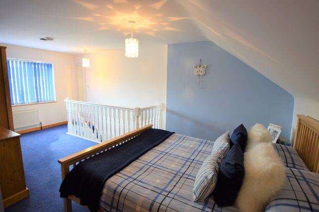 Master En-Suite of Castle Drive, Pevensey Bay BN24