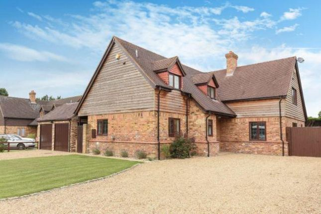 Thumbnail Detached house to rent in Pingewood Close, Burghfield