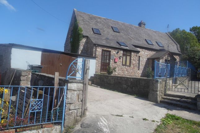Thumbnail Detached house to rent in Tan Y Graig Road, Llysfaen