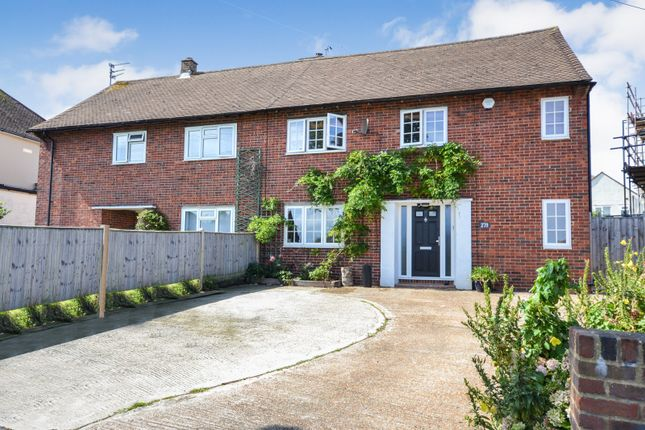 Thumbnail Property for sale in Victoria Drive, Eastbourne