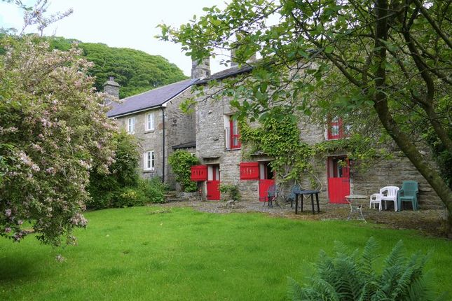 Thumbnail Detached house for sale in Helmswood Farmhouse, Dent, Sedbergh