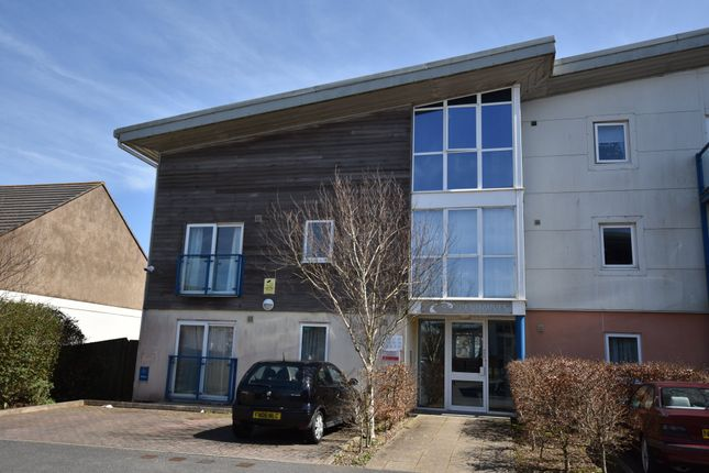 Thumbnail Flat for sale in Vyvyans Court, Tuckingmill, Camborne