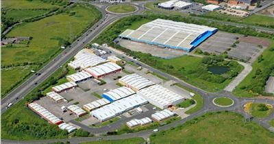 Light industrial to let in Various Units, Blackpool & Fylde Industrial Estate, Accessed Off Progress Way, Blackpool, Lancashire