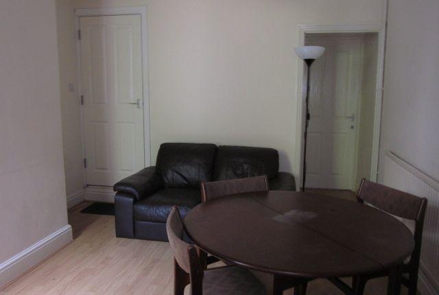 Lounge Area of Manchester St, Derby DE22