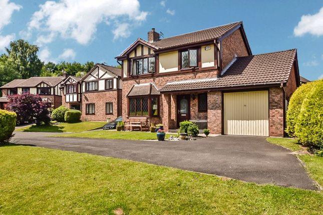 Thumbnail Detached house for sale in Farnborough Road, Sharples, Bolton