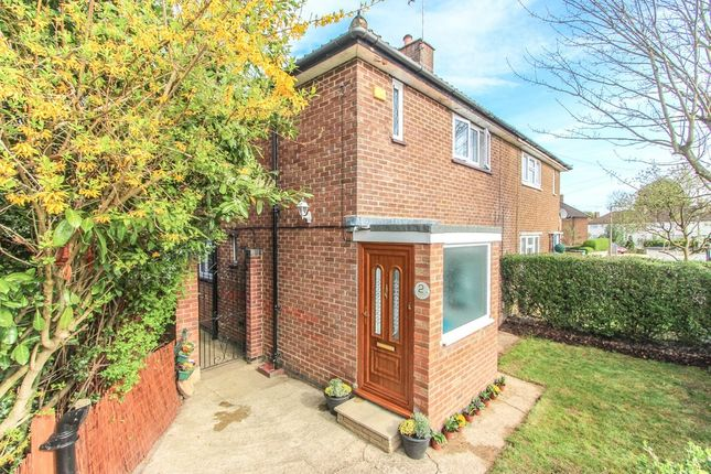 Thumbnail Semi-detached house for sale in Goodrich Close, Watford
