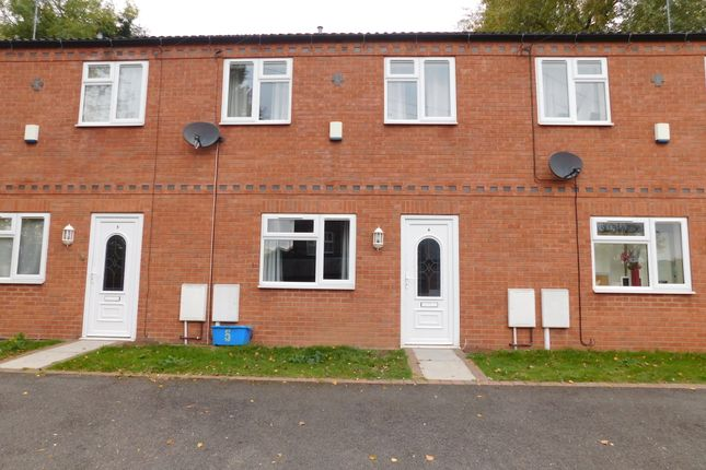 Thumbnail Town house to rent in Potmakers Grove, Sutton-In-Ashfield