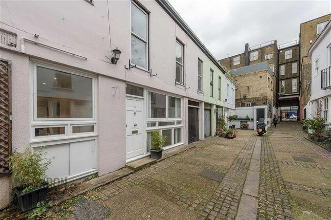 Thumbnail Mews house for sale in Old Manor Yard, Earls Court, London