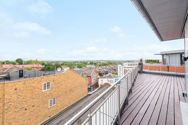Thumbnail Flat for sale in Devonshire Place, Hampstead, London