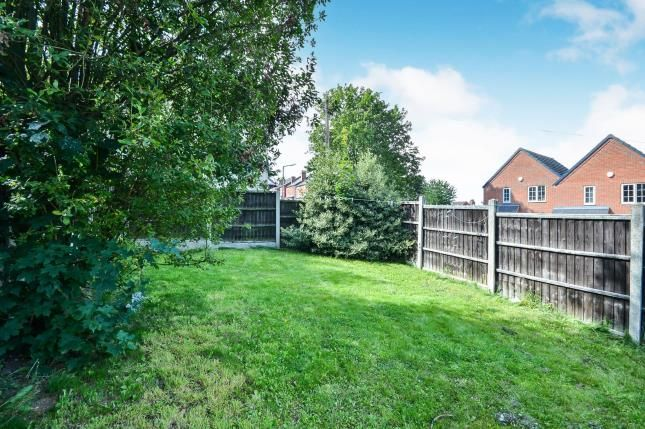 Garden of Skerry Hill, Mansfield, Nottinghamshire NG18
