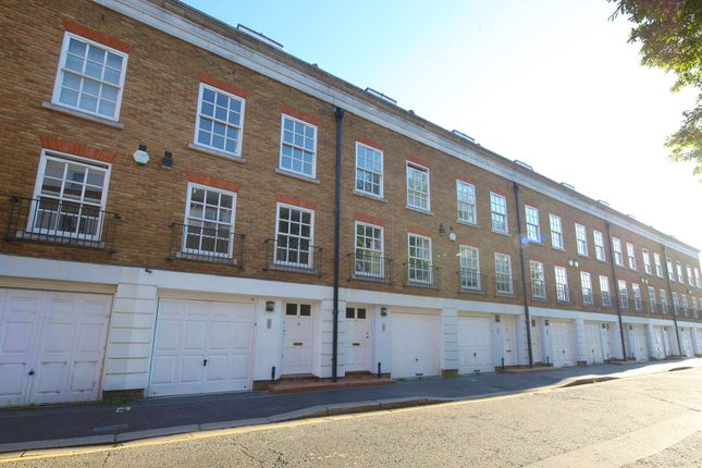 Thumbnail End terrace house to rent in National Terrace, Bermondsey Wall East, London