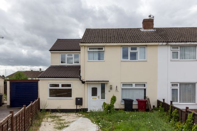 Thumbnail Semi-detached house for sale in 12 Alandale Close, Reading
