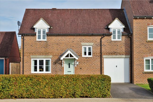 Thumbnail Semi-detached house for sale in Balmer Road, Blandford Forum