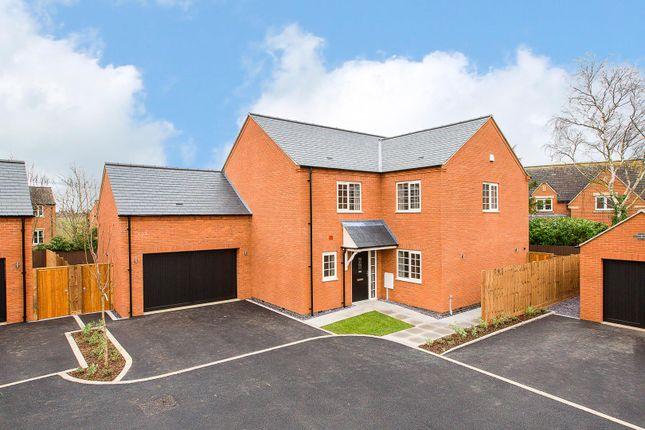 4 bed detached house for sale in Brochure, Little Harrowden