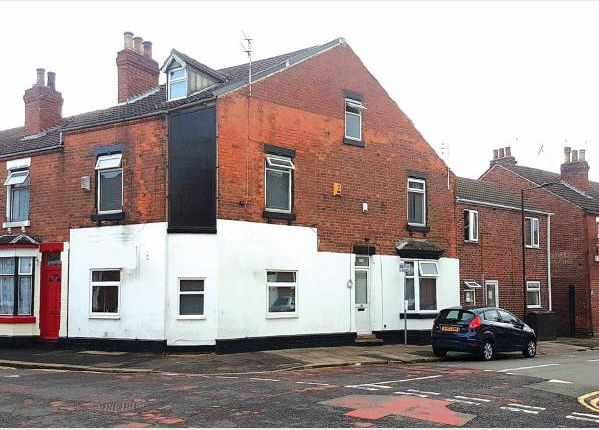 Thumbnail Block of flats for sale in Somerset Road, Hyde Park, Doncaster