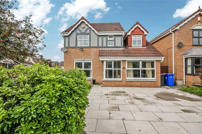 Thumbnail Detached house to rent in Amberhill Way, Worsley, Manchester