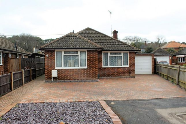 Thumbnail Bungalow for sale in Warwick Road, Ash Vale