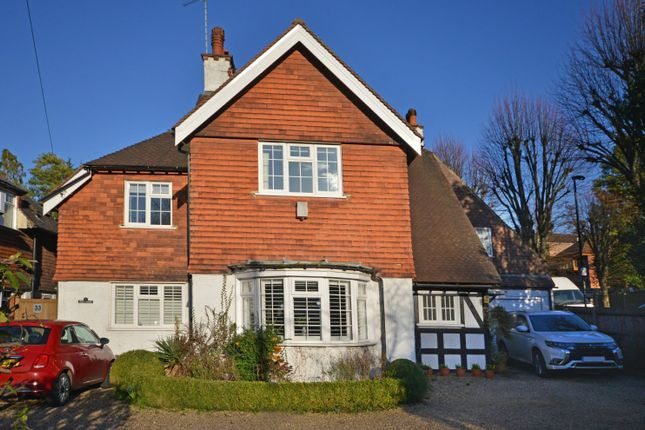 Thumbnail Detached house for sale in Old Lodge Lane, Purley