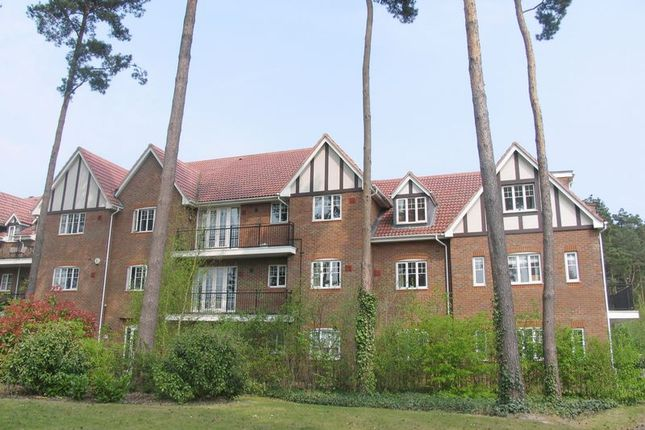 Thumbnail Flat to rent in Ramsdell Road, Fleet