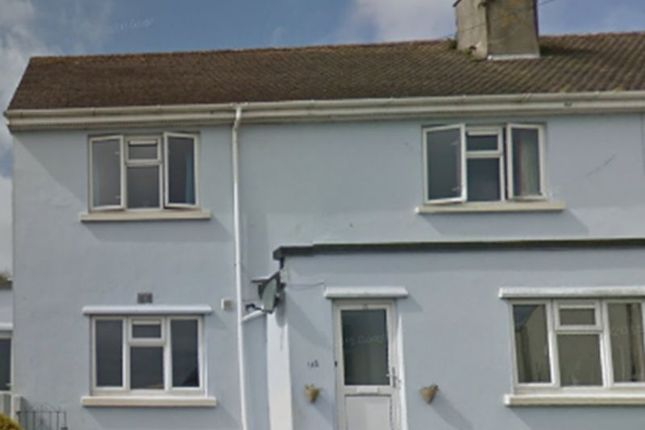 Thumbnail Flat to rent in Basset Street, Falmouth