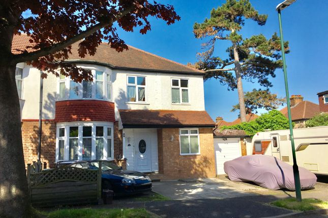 Thumbnail Semi-detached house for sale in Cedars Road, Beddington, Croydon