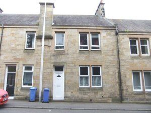 Thumbnail Flat to rent in Hope Street, Inverkeithing