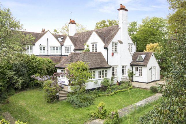 Thumbnail Property for sale in Oxshott Road, Leatherhead, Surrey