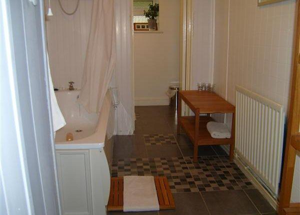 Bathroom of River Street, Treforest, Pontypridd CF37