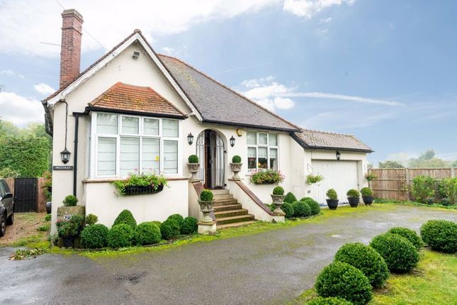 Thumbnail Detached bungalow for sale in Chertsey Road, Shepperton