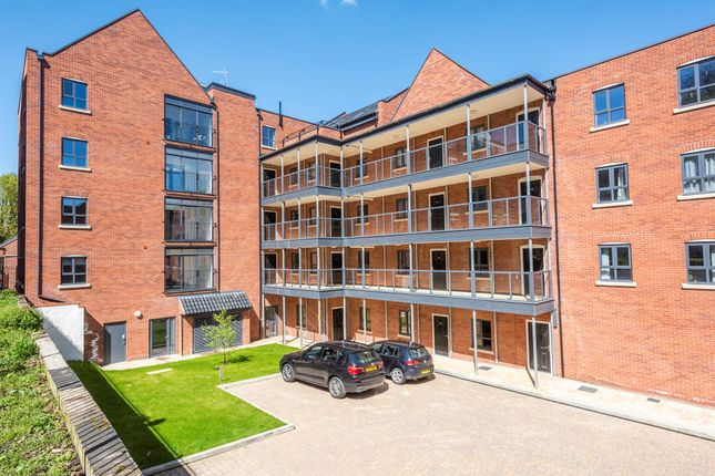 Thumbnail Penthouse for sale in King Street, Norwich