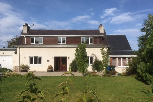 Thumbnail Detached house for sale in The Cottage, Old Smithton, Inverness