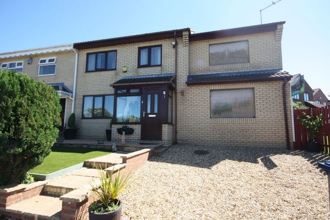 Thumbnail Terraced house for sale in Cleveland View, Skelton-In-Cleveland, Saltburn-By-The-Sea