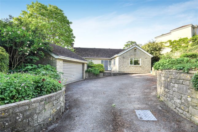 Thumbnail Detached bungalow for sale in Widcombe Hill, Bath