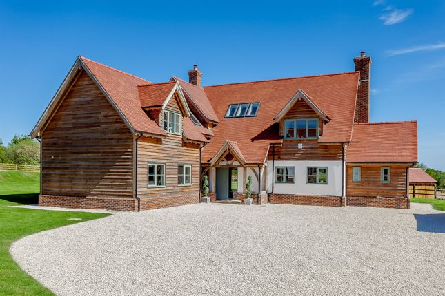 Thumbnail Detached house for sale in 1 Ghyll House Farm, Broadwater Lane, Copsale, Horsham, West Sussex