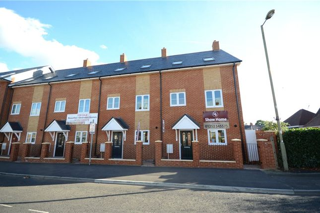Thumbnail Terraced house for sale in Queens Road, Farnborough, Hampshire