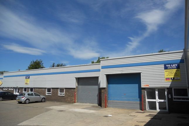 Thumbnail Industrial to let in Cheney Manor Industrial Estate, Swindon