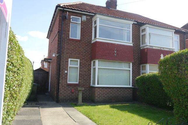 Thumbnail Semi-detached house to rent in Doxford Gardens, Newcastle Upon Tyne